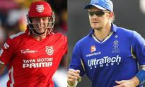 IPL 7 Live Cricket Score KXIP vs RR: Three down, Samson inches closer to half century