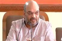 Amit Shah holds discussions with RSS leaders