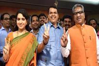 Gadkari to stay in Delhi, stage set for CM Fadnavis?