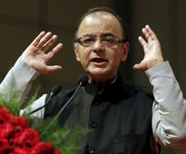 Slowing Chinese economy will not impact India: Jaitley