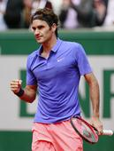 French Open: Smooth Federer ends Dzumhur's dream day
