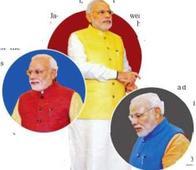The Nehru jacket, now Modi style