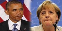 Obama, Merkel warn of dangerous escalation in Ukraine