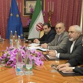 Kerry, Zarif in crucial nuclear talks ahead of deal deadline