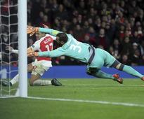 Champions League: Barca, Bayern in last 16, Arsenal keep hopes alive
