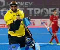 PR Sreejesh: India's Hockey Wall