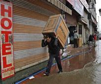 J&K Floods: MeT forecasts heavy rain in Kashmir valley