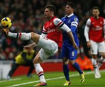 Arsenal frustrated by Delofeu's late equaliser