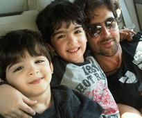Hrithik's kids want to become actors, reveals Rakesh Roshan