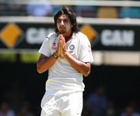 Ishant Sharma Fine Adds to India's Brisbane 'Insult'