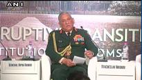 Terrorists using high-tech systems, need to put curbs on Internet: Bipin Rawat