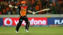 IPL 2017: Table toppers KKR recieve Warnering sign from SRH