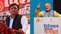 Swear by 'Ganga Maiya' on power issue: Akhilesh hits back after PM Modi's electricity jibe