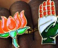 BJP reacts, calls Congress 'loot ki sarkar'