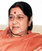 Sushma airs dissent, party mum