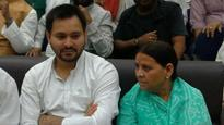 Benami case: Tejashwi Yadav, mother Rabri Devi quizzed by Income Tax officials