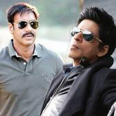 Shah Rukh and I are not friends, reveals Ajay