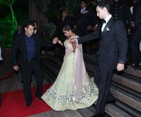 Katrina, Deepika and Others who didn't Attend Arpita Khan's Reception in Mumbai