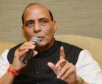 Law and order situation in Bengal should improve: Rajnath