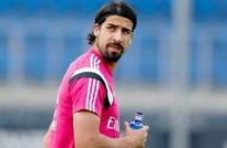 Sami Khedira accuses Real Madrid of freezing him out of side