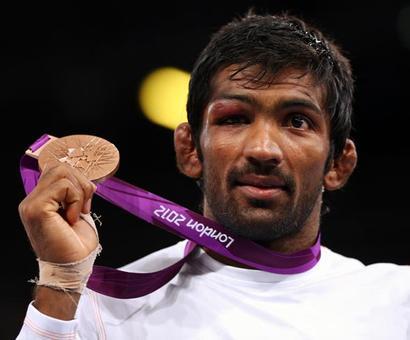 No Olympic medal upgrade for wrestler Yogeshwar