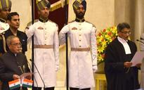 Justice Lodha sworn in CJI