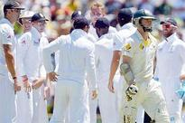 Early strikes rock Aus against England