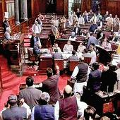 Conversion row: Opposition continue to stall Rajya Sabha, leaves Insurance Bill in lurch