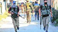 Four Lashkar militants, armyman killed in Kashmir encounter