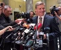 New Zealand leadership frontrunner names likely finance minister