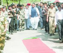 Didi lecture on Rajnath draws Delhi rebuttal