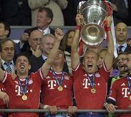 Last-gasp Robben gives Bayern Munich fifth Euro crown