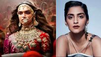 Hope no film faces protests like 'Padmaavat', says Sonam Kapoor