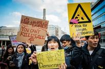 Hong Kong's uprising might end like Moscow's