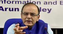 GST stalled, Arun Jaitley says Congress hurting economy
