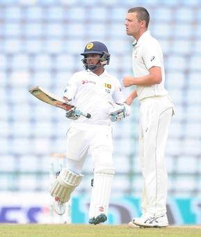 Kandy Test: Sri Lanka take upper hand as Australia wobble
