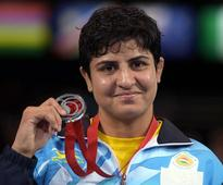 Commonwealth Games 2014: Geetika Jhakar Settles for Silver in 63kg Freestyle Wrestling