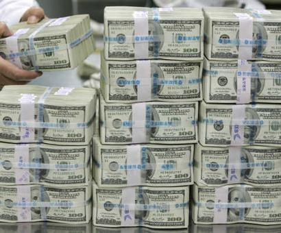India's forex reserves rise to $294.3 bn