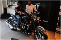Triumph Motorcycles launches two new dealerships in Chandigarh and Kolkata