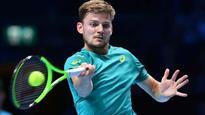 ATP Finals: Roger Federer awaits after David Goffin completes unusual semi-final cast