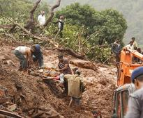 Maharashtra Landslide: death toll rises to 50, rescue operations on