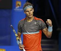 Nadal moves into Monte Carlo third round