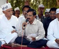 Kejriwal completes Gujarat audit, goes to confront Modi about it