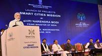 Urbanisation can mitigate poverty, says PM Narendra Modi at smart city launch
