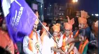 First batch of pilgrims leave Jammu for Amarnath Yatra
