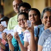 Enthusiastic voters set the right tone for elections in four LS constituencies