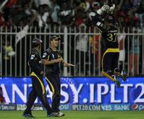 Knight Riders win a humdinger
