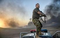 Islamic State jihadists attack Iraq's Kirkuk in Mosul diversion