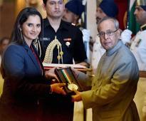 Sania Mirza Says It's an Honour to Receive Khel Ratna