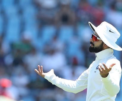 Kohli should drop himself if he fails at Centurion: Sehwag